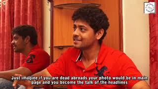 Life Of NRI-Telugu Short Film - YOUTUBE