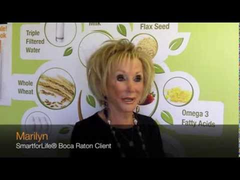Weight Loss Testimonial Marilyn - SmartforLife Boca Raton