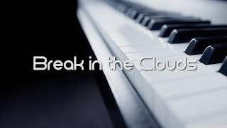 Royalty Free :Break in the Clouds