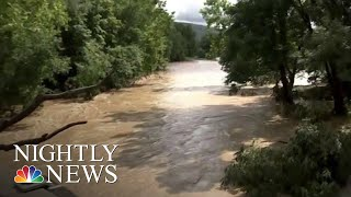 Relentless Storms Batter Northeast | NBC Nightly News - NBCNEWS