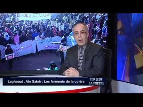 Laghouat, Ain Salah : les ferments de la colère