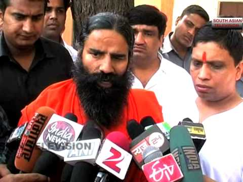 INDIAN YOGA GURU BABA RAMDEV SLAMS PAKISTAN