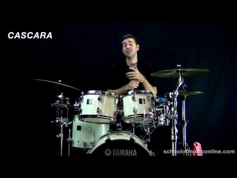 Afro-Cuban Rhythms - Cascara