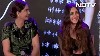 Watch | What Did Saif Think Of Kareena's Look In Her New Song #Tareefan? - NDTV
