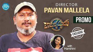 Balakrishnudu Director Pavan Mallela Exclusive Interview - Promo || Talking Movies With iDream - IDREAMMOVIES