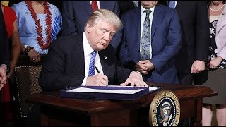 Trump signs memorandum targeting 'China's economic aggression' - RUSSIATODAY