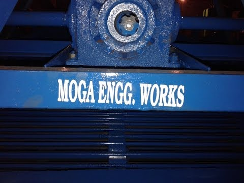 Potato Digger loader of Moga engineering works