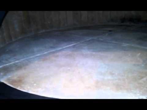 Pica pec na drva mobilna 2