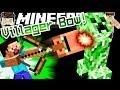 Minecraft VILLAGER BOW! Insane Weapon!