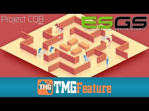 ESGS 2014 - Nico Tuason - Project CQB | IGDA Manila | TMG Feature