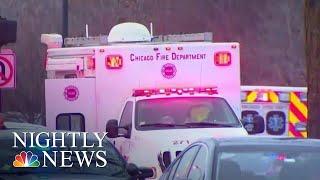 Gunman Opens Fire At Chicago Hospital   NBC Nightly News - NBCNEWS