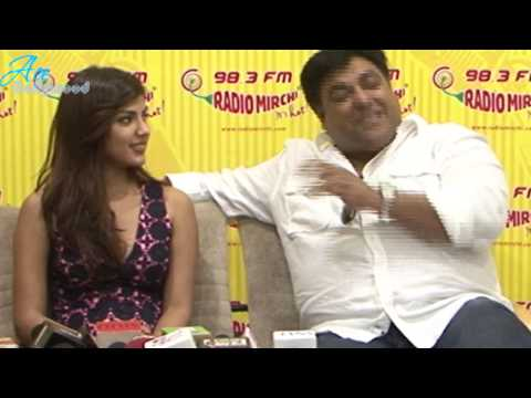 Promotion Of Film Mere Dad Ki Maruti At Radio Mirchi