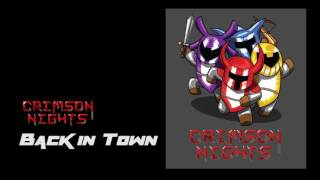 Royalty Free Crimson Nights Back in Town:Crimson Nights Back in Town