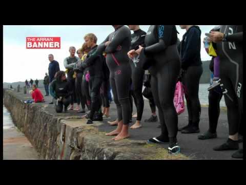 Lamlash Splash 2012