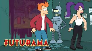 FUTURAMA | Season 4, Episode 5: Shrine Of Leela | SYFY - SYFY