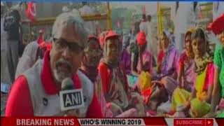 Mega farmers march in Maharashtra from Nashik to Mumbai - NEWSXLIVE