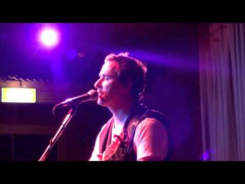 Damien Leith at Norwood Hotel S A  Fri 11th April 2014 Creep