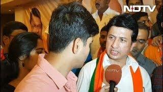 बीजेपी में शामिल हुए बीएसपी और एनसीपी के नेता - NDTVINDIA