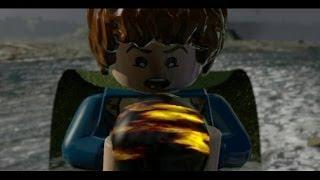 LEGO Lord of the Rings Walkthrough Part 12 - Osgiliath
