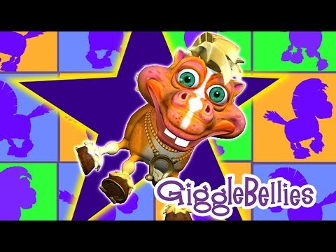 &quot;Bucky&quot; The Horse Song with The GiggleBellies - Music Video Preview