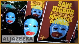 🇨🇳 Global outcry against detention of Uighur Muslims in China l Al Jazeera English - ALJAZEERAENGLISH
