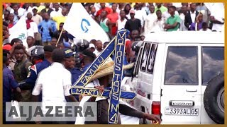 🇨🇩DR Congo election: Candidates rally across the country l Al Jazeera English - ALJAZEERAENGLISH