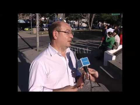 Mariano Cejas (UCR) calle Falucho doble mano