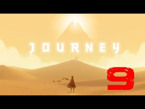 Journey Ps3 Walkthrough Part 9 Finale/Ending