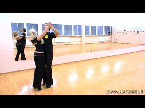 DANZA M nemokama šokių pamoka - Vienos valsas