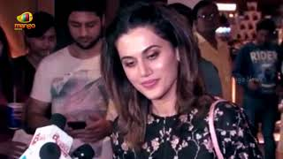 Taapsee Pannu Special Screening of Victoria And Abdul | Mango News - MANGONEWS