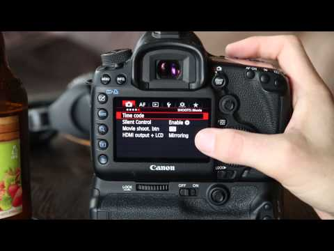 Canon 5d mark III 1.2.1 firmware update leaked - DSLR FILM NOOB