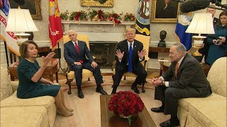 The Briefing Room: Oval Office showdown, Criminal Justice reform vote, | ABC News - ABCNEWS