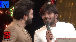 Sudigali Sudheer and Pradeep Hilarious Comedy - Dhee Champions (#Dhee12) - 02nd October 2019 - MALLEMALATV