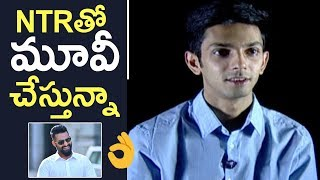 My Next Movie With Jr NTR Says Anirudh | #PSPK25 | Birthday Special Interview | TFPC - TFPC