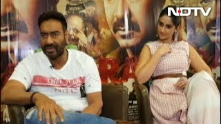 Ajay Devgn On Difference Between Promotion Of Films In 90s And Now - NDTV
