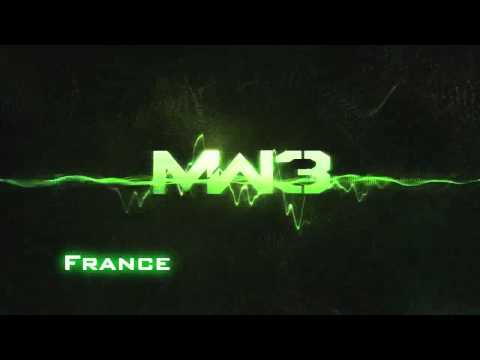 Call of Duty - Modern Warfare 3 - All Nations Teaser (ALL FOUR)