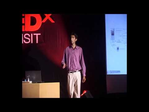 TEDxNSIT-Abhishek Bhardwaj-MELOS