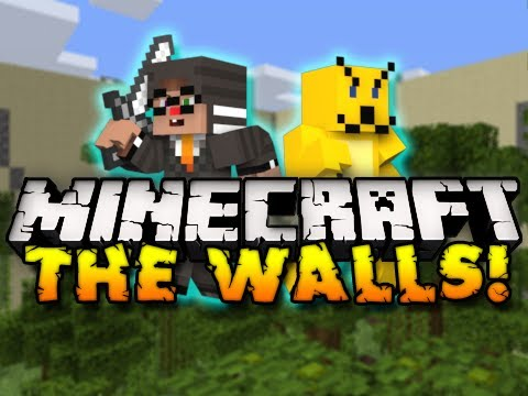 Minecraft The Walls w Chim & Friends 2 Jungle Victory HD
