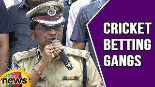 3 Cricket Betting Gangs Held By Hyderabad Police, Seized Money And Mobiles   Mango News - MANGONEWS