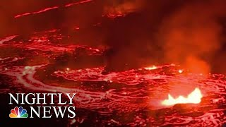 Hawaii Volcano Lava Causes More Destruction | NBC Nightly News - NBCNEWS