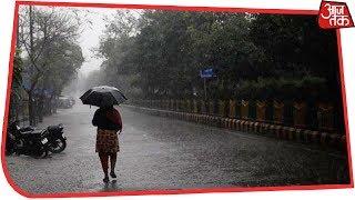दिल्ली-NCR में बिन मौसम बारिश, पड़े ओले, दिन में छाया अंधेरा, कई इलाकों में जाम - AAJTAKTV