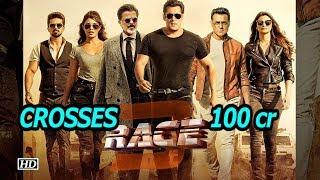 """Salman Khan's EID Connection: """"Race 3"""" CROSSES 100 cr ,  mark in just 3 days - IANSINDIA"""