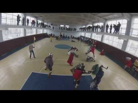 BOTN Qualification 21vs21 fights, Ukraine, Sharukhan clan GoPro edit.