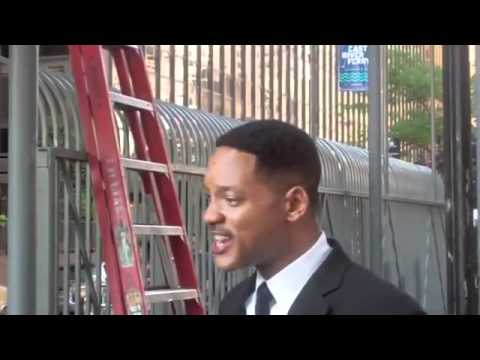 Philly 360 and DASH Present Will Smith on the set of Men In Black 3