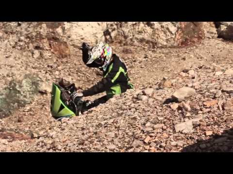 RPM Kawasaki Dakar 2014 - KLX450R Rally Lelli Kit - (Backflip incluido!)