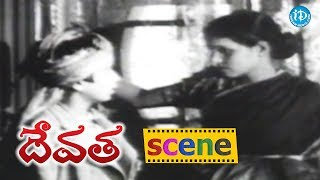 Devata Movie Scenes - Venu Disappoints About Lakshmi || Chittor V Nagaiah - IDREAMMOVIES
