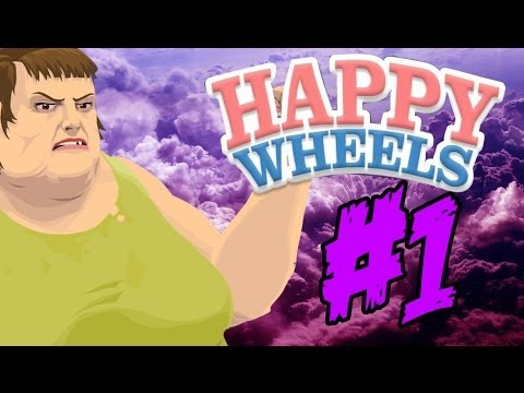 Happy Wheels #1 Verkrachting