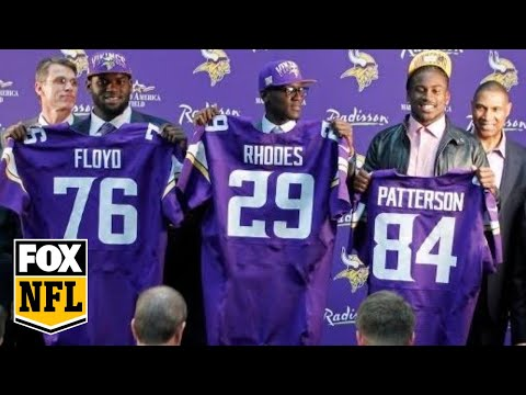 Minnesota Vikings 2013 NFL Draft Grade