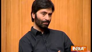 Aap Ki Adalat: I met RSS too on Kashmir issue in 2010 says Yasin Malik - INDIATV