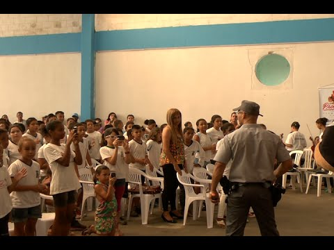 TV Costa Norte - Proerd forma 350 alunos da rede municipal de Bertioga